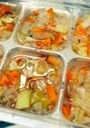 離乳食後期*野菜の和風スープ*冷凍保存
