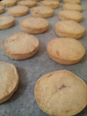 ワンボウルで短時間!簡単ピーナツクッキー