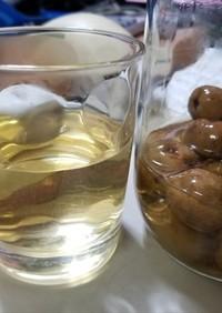 サルナシ酒・・・美味しい果実酒です