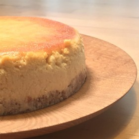 超濃厚チーズケーキ(糖質制限にも最適)