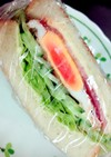 簡単サンドイッチ☆