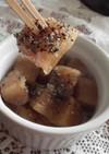 レンジde香ばし焙じ茶ラテ餅