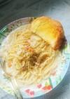 スープは何でもOK♥パスタ♥簡単リメイク