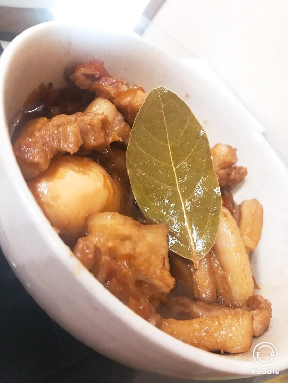 フィリピン料理アドボ☆豚バラブロック版