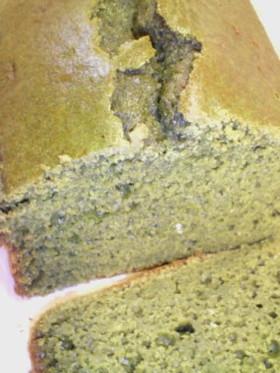 ボウル一つで♪簡単抹茶おからケーキ
