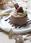 こだわりのチョコモンブラン*ロールケーキ