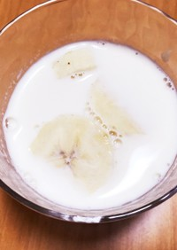 バナナプリン