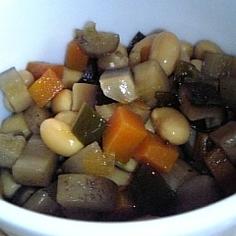 圧力鍋で簡単♫煮豆