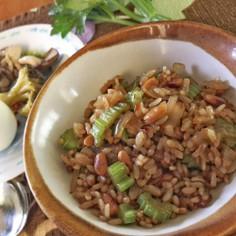 【夕食に最適】臭くない納豆チャーハン