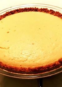 お豆腐でヘルシーなのに濃厚チーズケーキ♪
