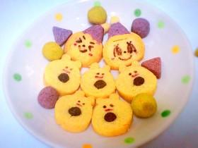 卵・乳不使用!さくホロ米粉クッキー