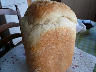 【HB】豆乳粉入り食パン