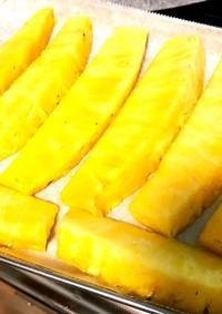 パイナップル切り方☆冷凍パインスティック