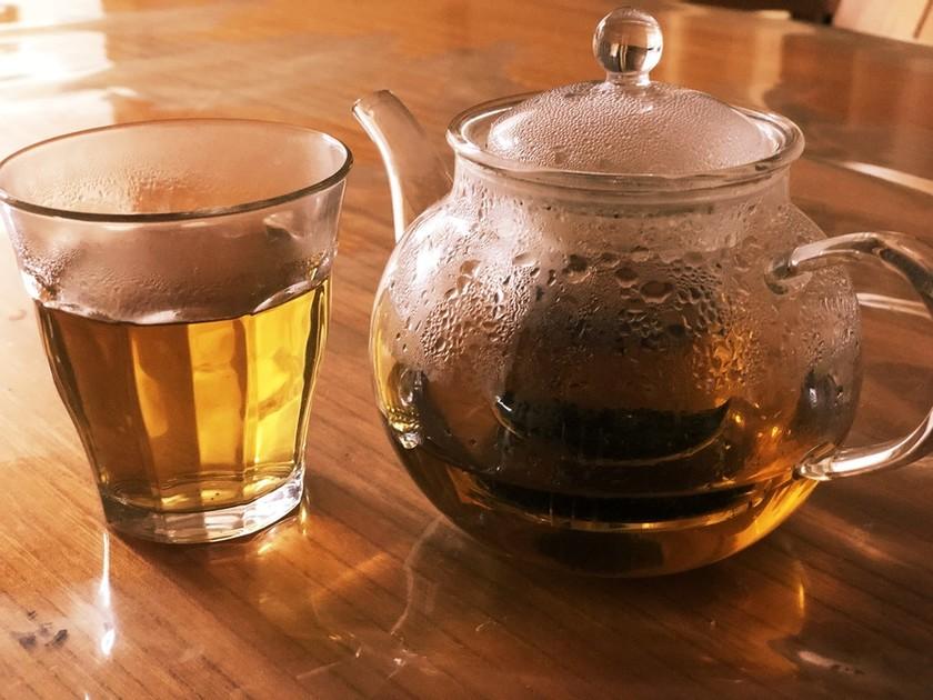 血糖値の上昇を防ぐ、菊芋茶