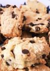 ずぼらなチョコチップクッキー
