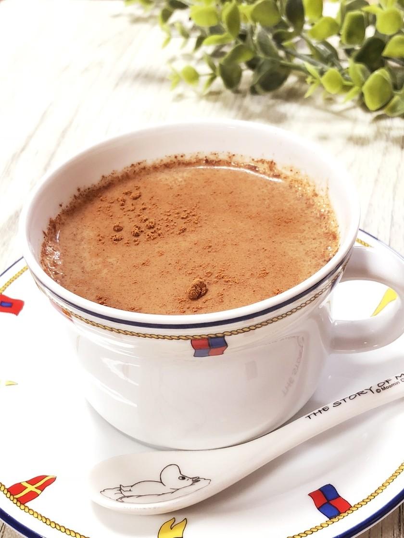 豆乳とインスタントコーヒーで簡単ソイラテ