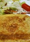 チーズとろとろフレンチトースト