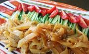 自家製万能黒酢のタレで簡単本格中華クラゲの写真