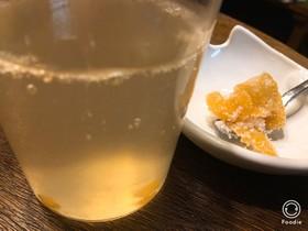 ハニージンジャーレモンと生姜の砂糖漬