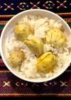 栗ご飯 Chestnut Rice
