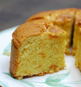 マーマレードdeオレンジケーキ