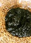 レンジで簡単海苔の佃煮