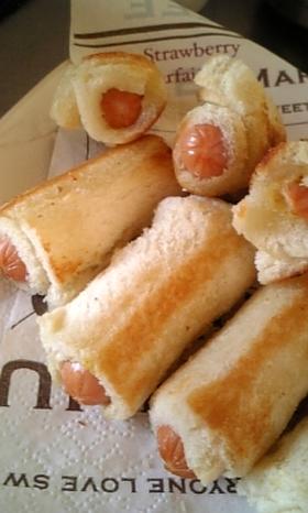 *ウインナーパン*