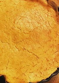 【大麦粉レシピ】レモンチーズケーキ