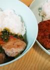 豆腐ハンバーグ~幼児、離乳食後期~