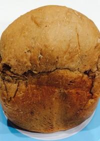 HB むき甘栗でマロンココア食パン♪