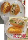 ツナサンド・卵サンド☆宇都宮市保健センタ