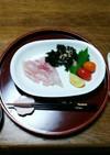 宇和島の鯛めし風✨真鯛✨の卵かけご飯!