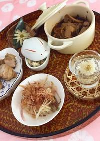 豆腐バジルチリ