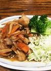 ヨシダソースDE鶏肉のマヨネーズ炒め