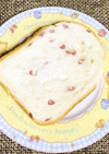 つぶジャム練乳いちご入り練乳パン HB