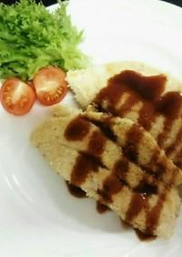 ダイエット☆ささみ おからパウダー 焼き