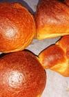 糖質制限大豆粉モチモチ丸パン&ロールパン