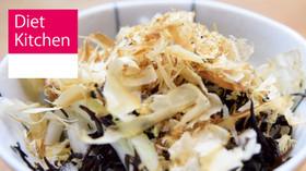 作り置きダイエット/酢玉ねぎのヒジキ煮