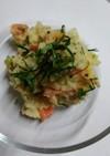 ほんのり和風のポテトサラダ
