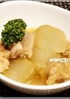 冬瓜と鶏肉のあっさりカレー煮