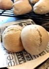 自家製はちみつ豆乳ヨーグルト酵母パン