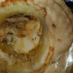 包丁いらずの殻付きホタテのバター醤油焼き