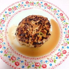【ダイエット】豆腐ハンバーグ☆