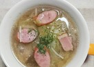 具だくさん食べる野菜中華スープ