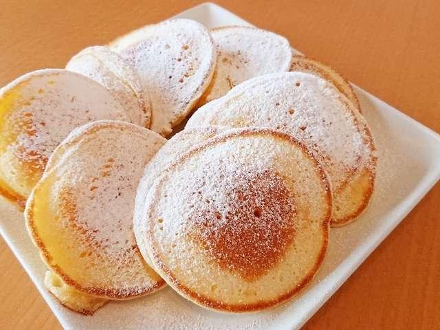 ホット ケーキ ミックス スフレ パン ケーキ