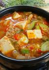 """韓国で習った韓国料理""""テンジャンチゲ"""""""