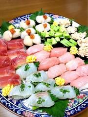 ♡握り寿司♡の写真