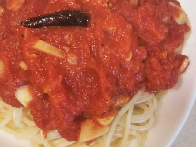 カプリチョーザ トマト と ニンニク レシピ