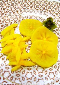 ◐✨秋を味わう♪超簡単!焼き柿✨◑