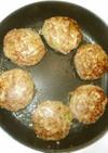 キャベツハンバーグ♪簡単ひき肉材料2つ